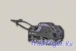 Мотобуксировщик BALTMOTORS SNOWDOG Compact C-Z15ME-WR