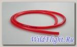 Шланг топливный YCF 100см красный