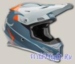 Шлем THOR SECTOR SHEAR SLATE/SKY