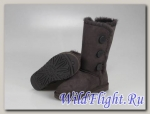 UGG WOMENS BAILEY BUTTON TRIPLET Chocolate 1873