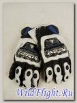 Перчатки Dainese GUA.FULLMETAL RS White/Blue r