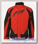 Куртка зимняя ATV/снегоход FLY RACING AURORA черная/красная (2015)