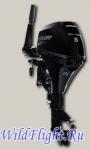 Четырехтактный подвесной лодочный мотор Mercury F8 M