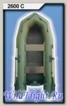 Лодка Муссон 2600 С