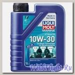 Моторное масло синтетика Marine 4T Motor Oil 10W-30 (5л) LIQUI MOLY (LIQUI MOLY)