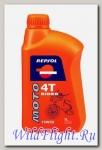 REPSOL RP Moto RIDER 4T SAE 15W-50 (1л) (REPSOL)
