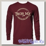 Футболка THOR WHISKEY THERMAL MAROON