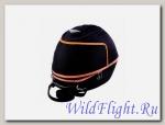 Сумка для шлема (ткань, пластик) черный