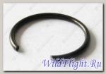 Кольцо стопорное поршневого пальца, сталь LU032112