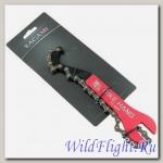 Ключ съемник каретки+ съемник (хлыст) кассет/трещоток+рожковый KAGAMI