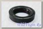 Кольцо уплотнительное 12.0x22.0x5.0мм, резина LU041251