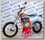 Мотоцикл Avantis Enduro 250FA (172 FMM Design KT 2019)