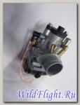 Карбюратор спортивный Yamaha/Stels/Keeway 2T 50cc (d-21mm) SCOOTER-M