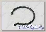 Кольцо стопорное поршневого пальца 21мм, сталь LU049840