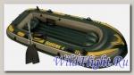 Лодка Intex Seahawk-400 Set (68351)