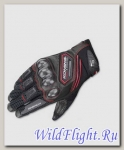 Перчатки KOMINE GK-167 Black/Red