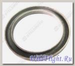 Шайба опорная пружины вариатора 46х60х6мм, фигурная, сталь LU034308