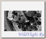 Слайдеры Crazy Iron в ось переднего колеса Suzuki GSXR1000 09-11