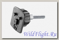 Крепление в рулевую колонку с болтами М8 x 55/60/65 мм для держателей Interphone