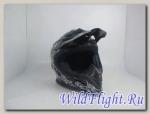 Шлем кроссовый Safebet HF 116 Black