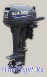 Лодочный мотор SEA-PRO OTH 9.9S