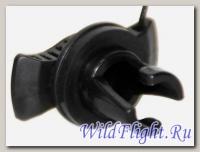 Крышка для воздушного клапана (черная)