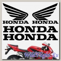 Комплект наклеек Crazy Iron HONDA PACK 1
