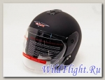 Шлем Vcan Max 617 открытый flat black