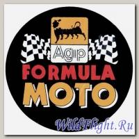 Наклейка (8х10) эмблема Agip