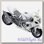 Модель мотоцикла Street bike 1:18
