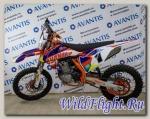 Мотоцикл Avantis Enduro 450 Pro/EFI (Design KT 2018)