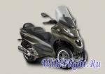 Скутер Piaggio MP3 500 LT Sport ABS E4