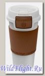 Термокружка Contigo Morgan с замком шоколад 360мл.