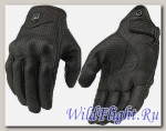 Перчатки ICON PURSUIT BLACK MENS rp2