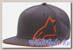 Кепка Alpinestars Corp Shift Flat Hat Grey