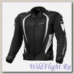 Куртка SHIMA MESH PRO BLACK/WHITE