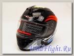 Шлем Vcan 121 интеграл black / zx 23