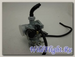 Карбюратор PZ19 (manual) 110см3 с бензокраном