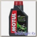 Мотор/масло MOTUL 5100 4Т 10W50 (1л.) (MOTUL)