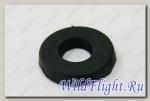 Кольцо проставочное 6.0x15.0мм, резина LU041849