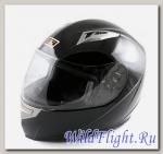 Шлем (интеграл) Origine Tonale Solid чёрный глянцевый
