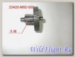 Крышка редуктора, аллюминиевый сплав LU031699