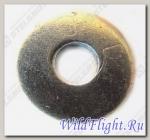 Шайба 6.4x18x1.6мм, сталь LU040954