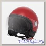 Шлем Vespa Part I (ROSSO PROFONDO)