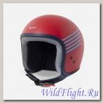 Шлем VESPA GRAPHIC RED