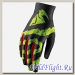 Перчатки THOR VOID RAMPANT LIME/RED