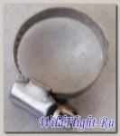 Хомут 14-27мм, сталь LU029353