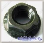 Гайка с фланцем M5х0.8мм, сталь LU019593