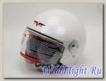 Шлем Vcan 522 открытый pearl white