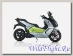 Макси-скутер BMW C evolution